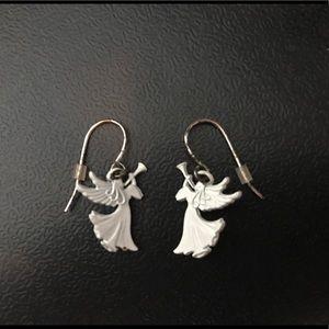 Jewelry - Angel Dangle Earrings